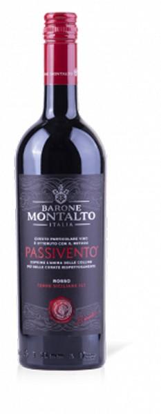 Barone Montalto Passivento Rosso Terre Siciliane IGT 0,75