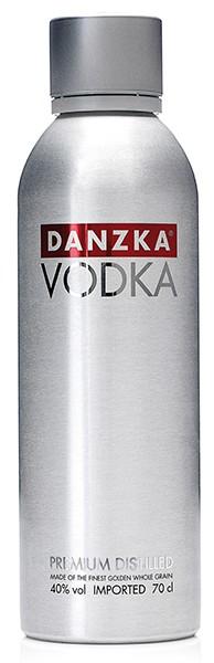Danzka Vodka 40% 0,7 l