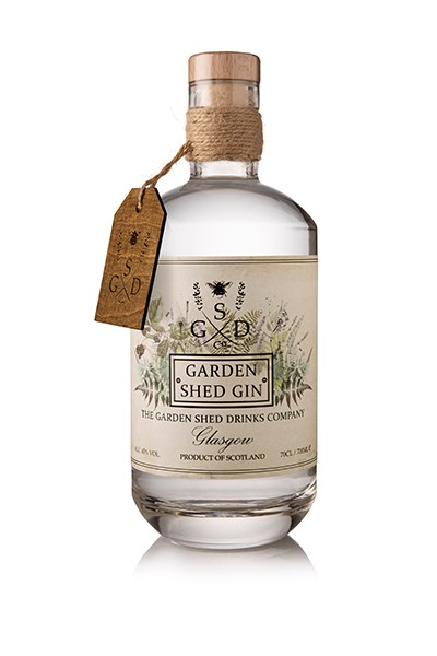 Garden Shed Gin 45% 0,7 l