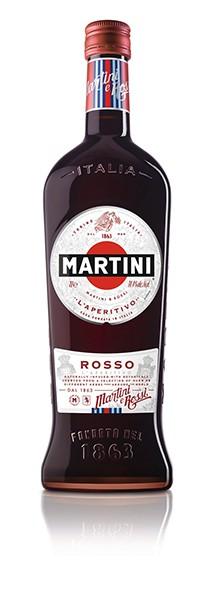 Martini Rosso 15 % 0,7 l