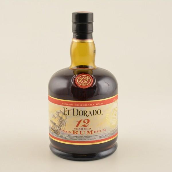 EL Dorado 12 Jahre 0,7 l