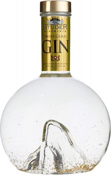 Studer Swiss Gold Gin 40% 0,7 l