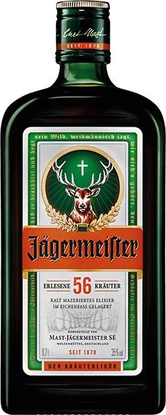 Jägermeister 35 % 1.0 l