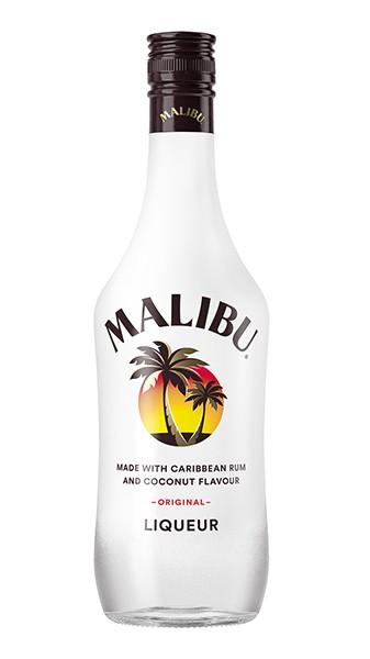 Malibu white Rum 1.0 l