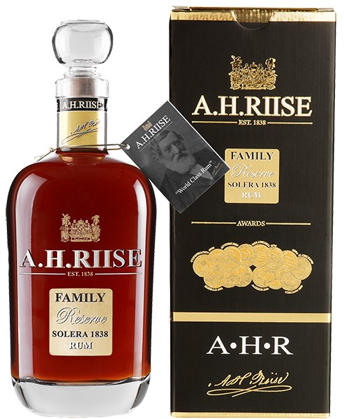 A.H.Riise Family Reserve 0,7 l