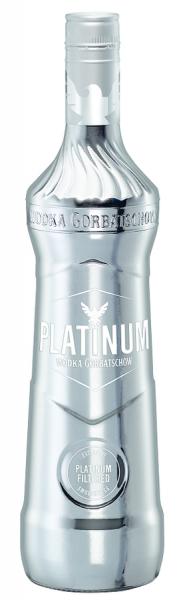 Gorbatschow Platinum 40% 0,7 l