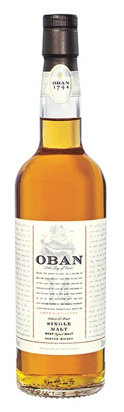 Oban 14 Years Old 0,7 l