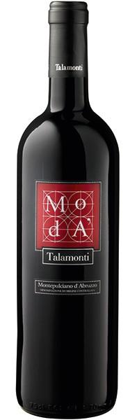 Modà Montepulciano d'Abruzzo DOC, Talamonti, Abruzzen 0,75l