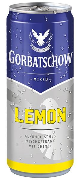 Wodka Lemon Dose 12x0,33 l