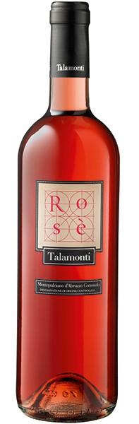 Rosé Cerasuolo d'Abruzzo DOC, Talamonti, Abruzzen 0,75