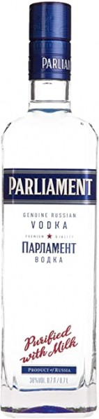 Parliament Vodka 38% 1,0 l