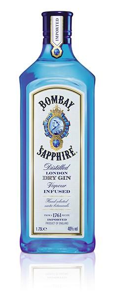 Bombay Sapphire 40% 0,7 l