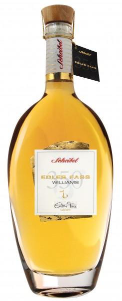 Scheibel Edles Fass Williams Christ Birnen-Brand 40% 0,7 l