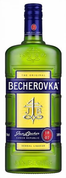 Becherovka Original Karlsbader Becher 0,7 l