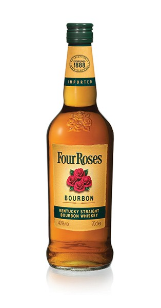 Four Roses Whisky 0,7 l