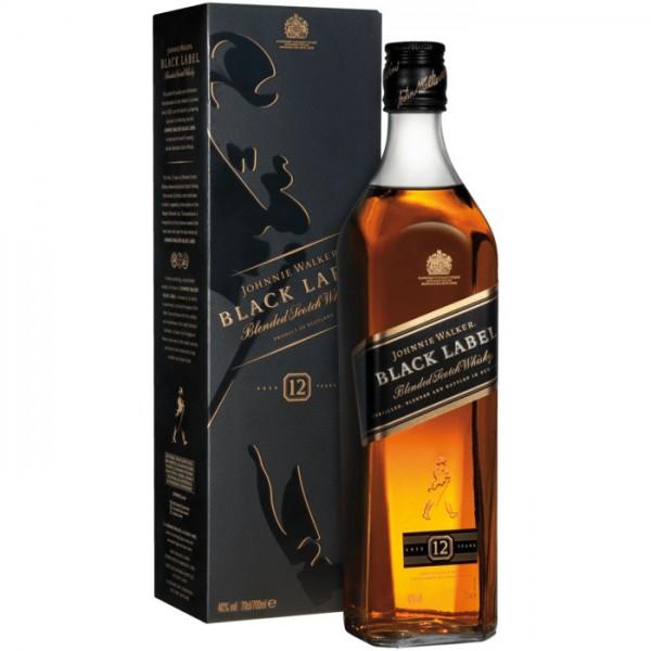 John. Walker Black label 0,7 l