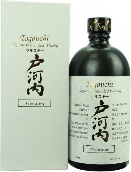 Togouchi Premium Whisky 40% 0,7 l