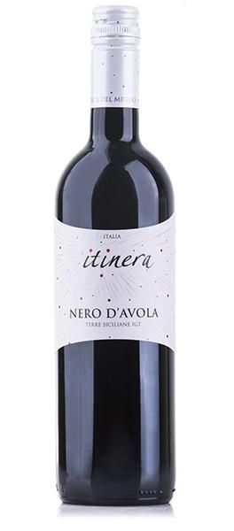Itinera Nero d'Avola Sicilia DOC 0,75