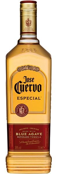 Jose Cuervo · Especial Reposado Tequila 38% 0,7l