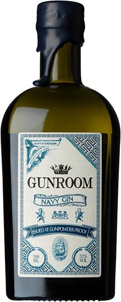 Gunroom Navy Gin 57% 0,5 l