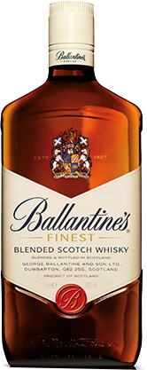 Ballantine's Whisky 1,0 l