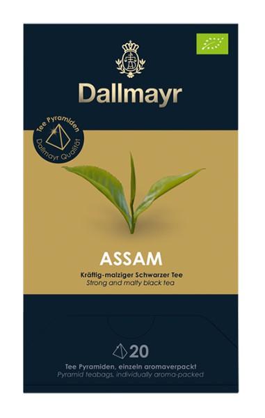 Dallmayr Schwarzer Tee Assam BOP