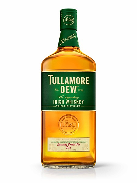 Tullamore Dew Irish Whisky 0,7 l
