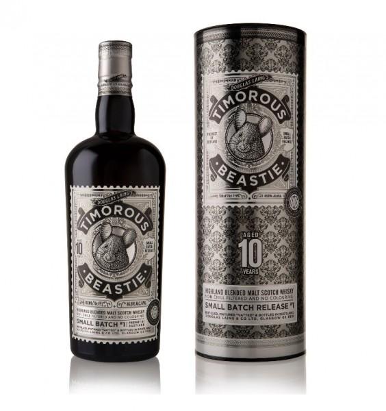 Timorous Beastie Whisky 0,7 l