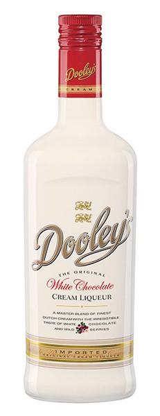 Dooleys Weiße Schokolade Creme Likör 15% 0,7 l