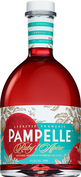 Pampelle Ruby L'Apero 0,7 l