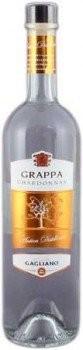 Grappa Gagliano Chardonnay 0,5 l