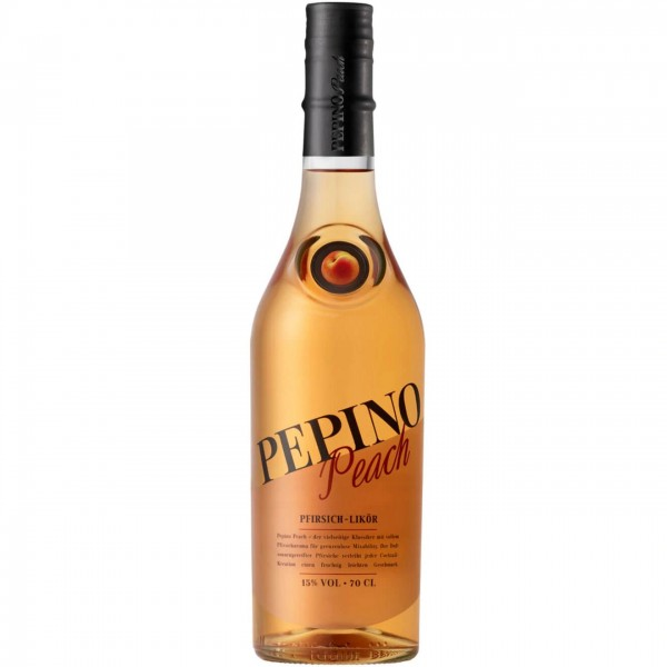 Pepino Peach 0,7 l