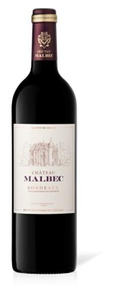 Château Malbec Bordeaux Rouge AOC 6x0,75 l