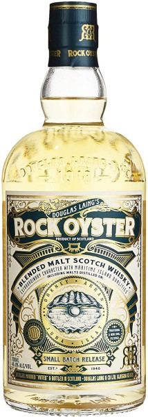 Rock Oyster Whisky 46,8% 0,7 l